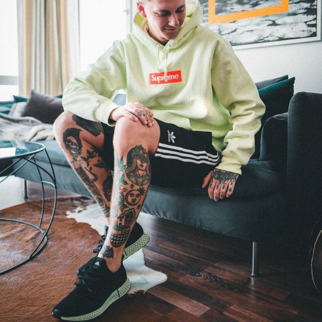 Bibliografía Económico Sobretodo  The Adidas Futurecraft 4D that bears the influencer and youtubeur Willy  Iffland on his Instagram | Spotern