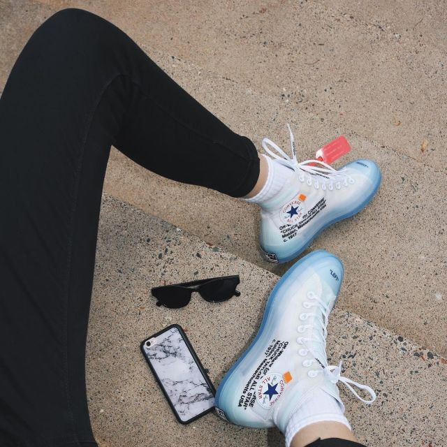 nike converse chuck taylor off white Remise