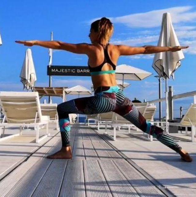 legging sport instagram