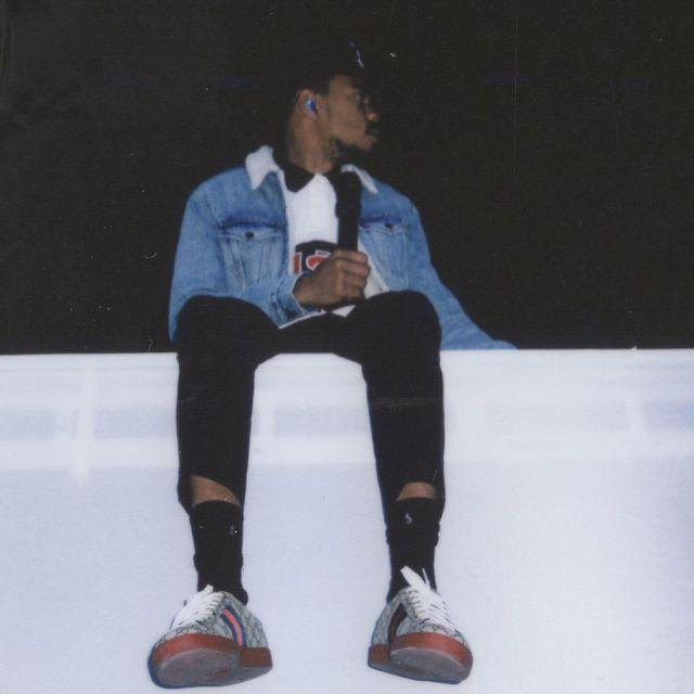 Gucci X Suprême Sneakers Worn By