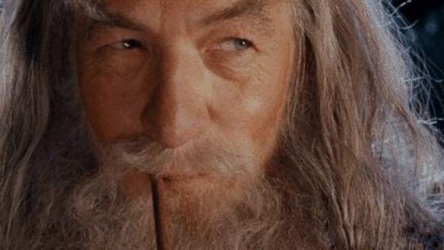 La pipe de Gandalf - Le hobbit, un voyage inattendu