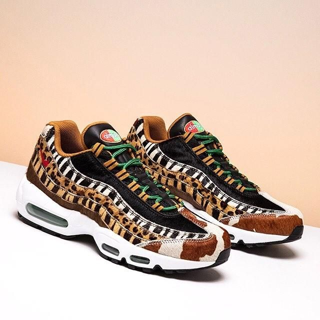 Sneakers Nike Atmos Air Max 95 animal on the account