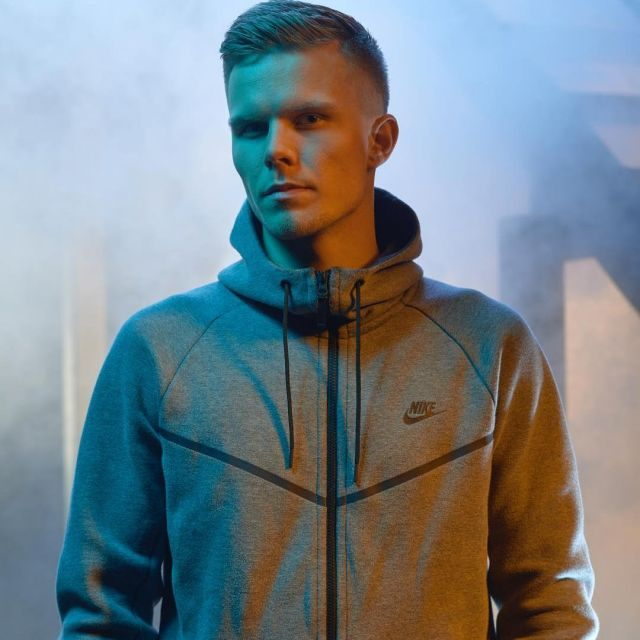 Sweatshirt grey Nike Sportswear Tech Fleece Windrunner