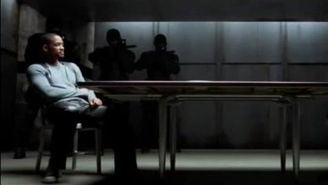 Sneakers Converse-officer Del Spooner (Will Smith) in I, Robot