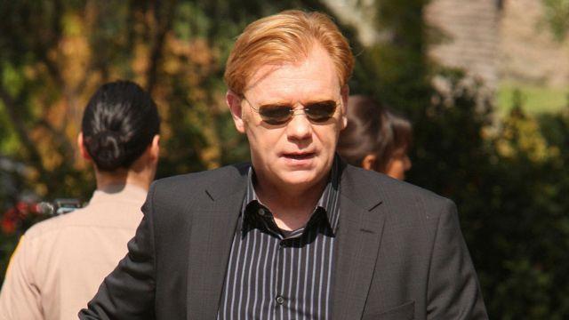 Les lunettes de soleil de David Caruso (Horatio