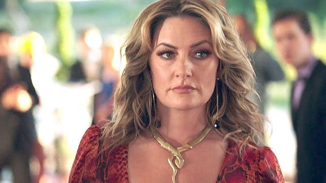 Snake Necklace Worn By Alice Cooper Madchen Amick As Seen