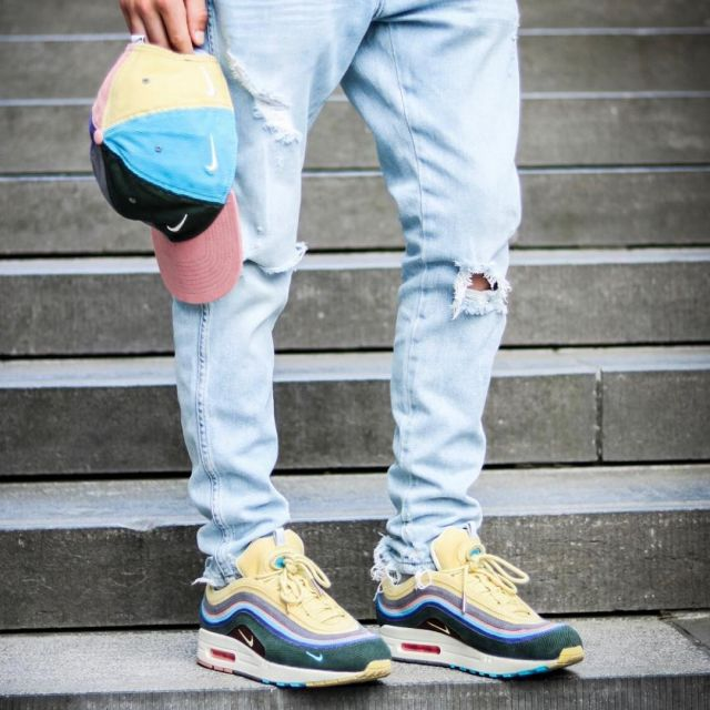 air max 97 sean wotherspoon outfit