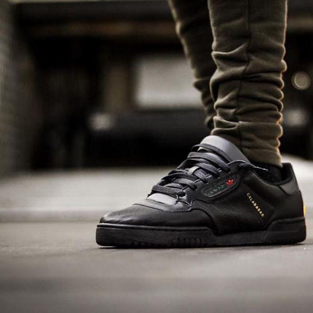 adidas originals yeezy calabasas powerphase core black