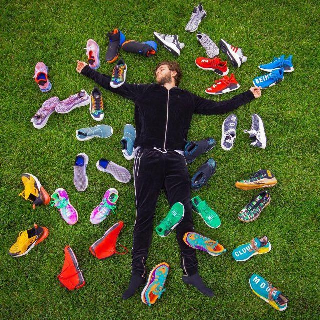 Chaussure Produits Adidas Pw Race Nmd Homme Human Nouveaux