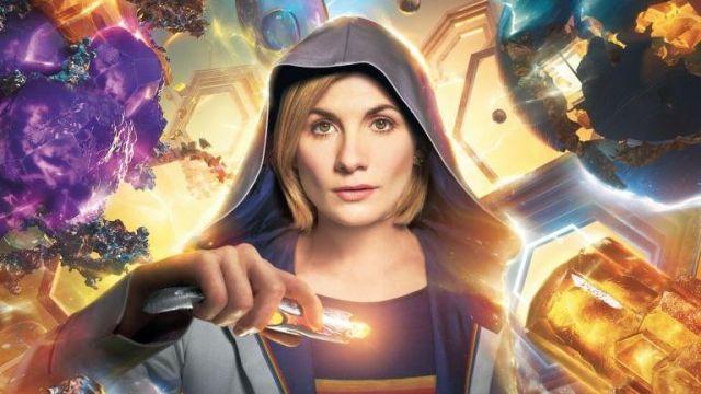 Le Sonic Screwdriver du 13ème Docteur (Jodie Whitaker) dans Doctor Who