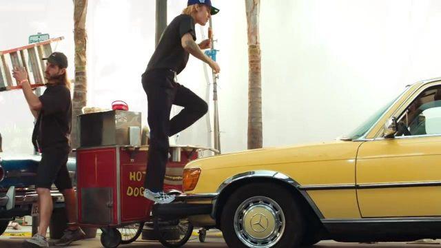 Les baskets de Justin Bieber dans le clip No Brainer de Dj Khaled