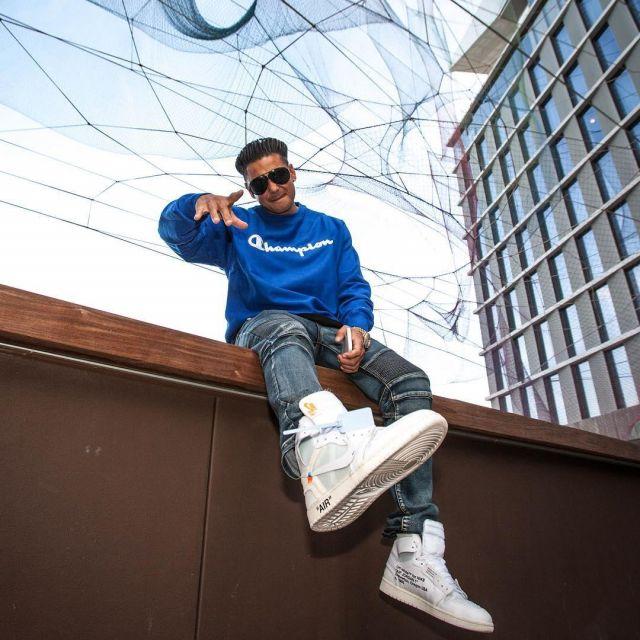 qualità superiore nuovi speciali immagini dettagliate Sneakers Air Jordan 1 X Off white Nrg