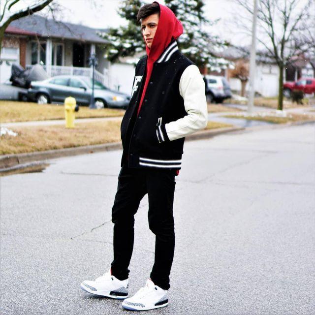 jordan 3 cement outfit
