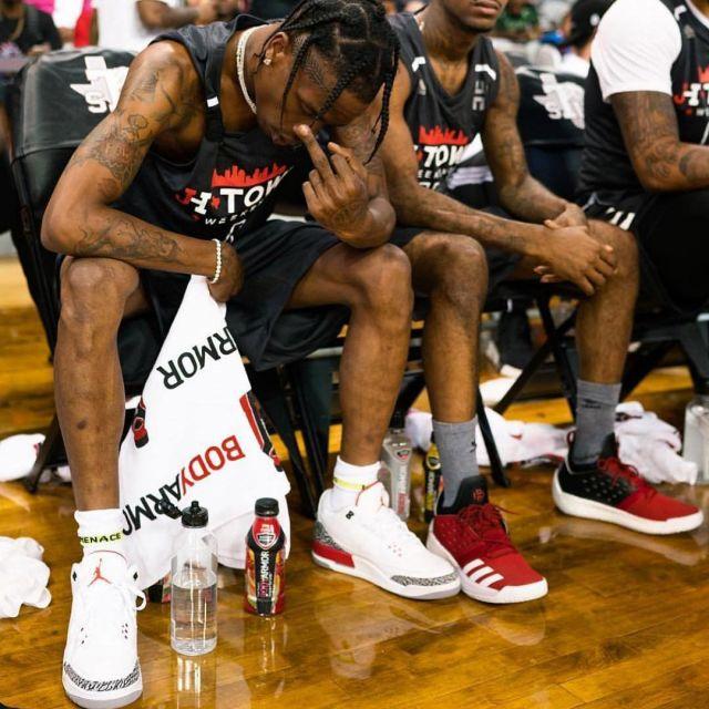 Baskets Air Jordan 3 Retro