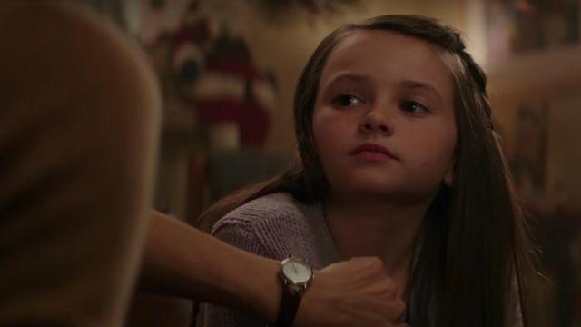 La montre portée par Riley North (Jennifer Garner) dans Peppermint