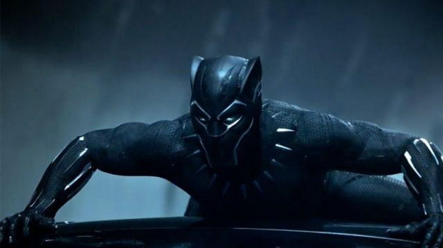 Costume worn by T'Challa / Black Panther (Chadwick Boseman) as seen in Captain America: Civil War