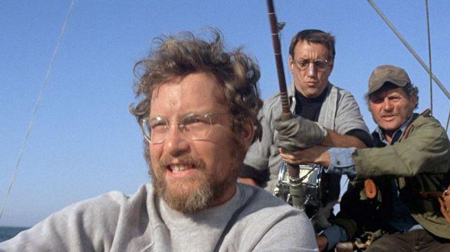Les lunettes de vue hégagonales de Matt Hooper (Richard Dreyfuss) dans Les Dents de la mer