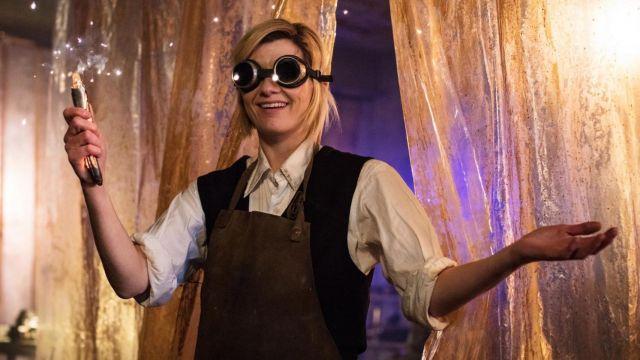 Le Sonic Screwdriver du 13ème Docteur (Jodie Whittaker) dans Doctor Who