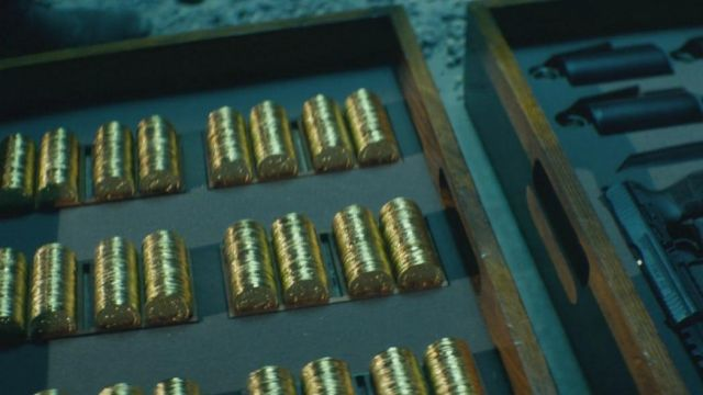 The replica coins in John Wick 2