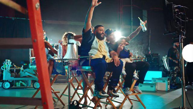 Les sneakers Chanel dans le clip No Brainer de DJ Khaled ft. Justin Bieber, Chance the Rapper, Quavo