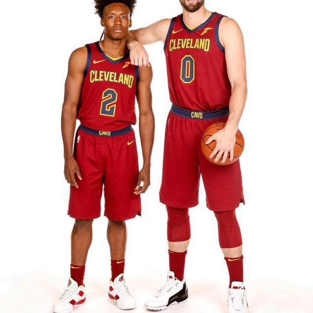 Melódico Sociología alfombra  Sneakers Nike Air Zoom Generation worn by Kevin Love on the Instagram  account @nba   Spotern