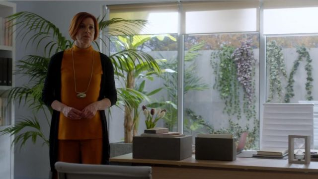 La pantalon jaune vu dans Elite (S01E01)
