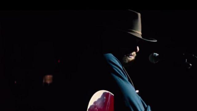 Le chapeau en feutre porté par Jackson Maine (Bradley Cooper) dans A Star Is Born