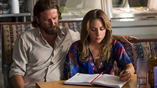 Nominated Necklace worn by Ally (Lady Gaga) in A Star Is Born