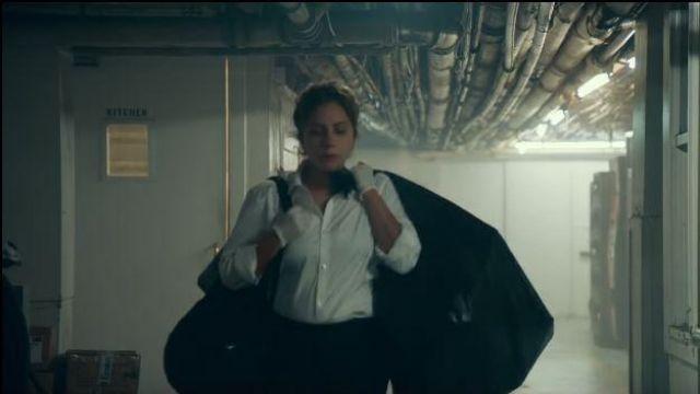 La chemise blanche de Ally (Lady Gaga) dans A Star Is Born