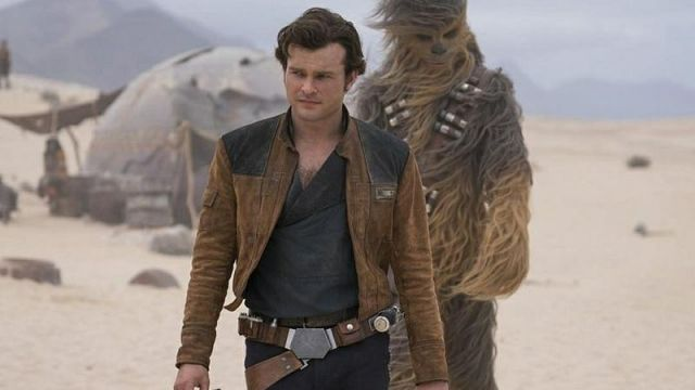 Suede Leather Jacket of Han Solo (Alden Ehrenreich) in Solo: A Star Wars Story