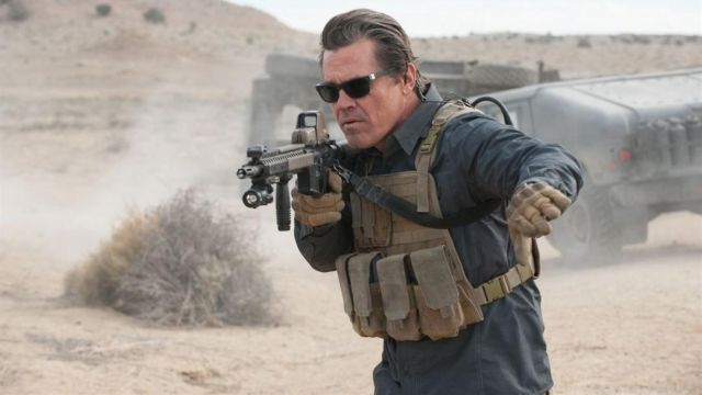 Tactical Vest worn by Matt Graver (Josh Brolin) as seen in Sicario: Day of the Soldado