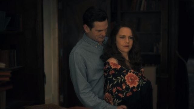 The Shirt Of Young Hugh Crain Henry Thomas In The Haunting Of Hill House S01e04 Spotern