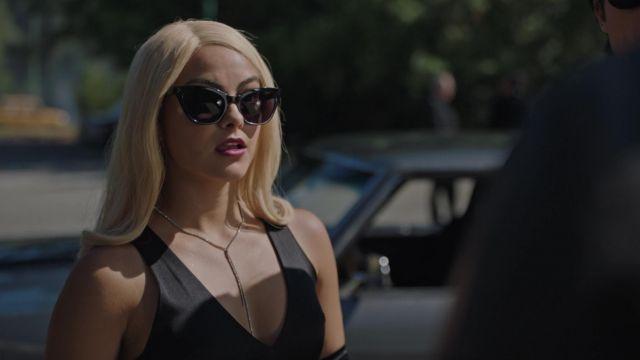 caractéristiques exceptionnelles femme en stock Veronica Lodge (Camila Mendes) des lunettes de soleil comme ...