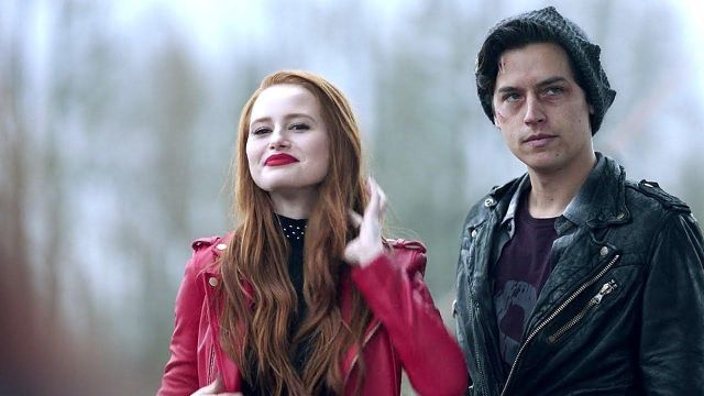 The Red Jacket Of The South Side Serpents Of Cheryl Blossom