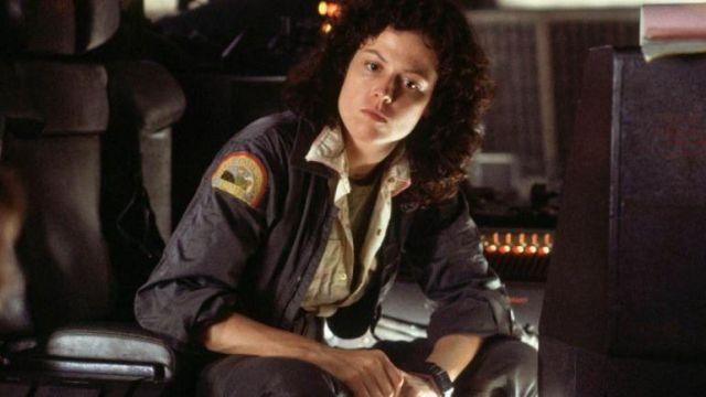 Vol Combinaison portées par Ripley (Sigourney Weaver dans Aliens