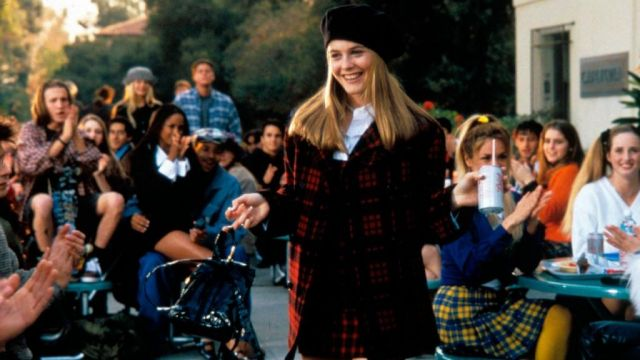 The black bonnet worn by Cher (Alicia Silverstone) in Clueless