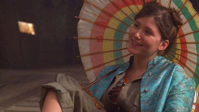 Kaylee Frye's (Jewel Staite) costume as seen in Firefly S01E01