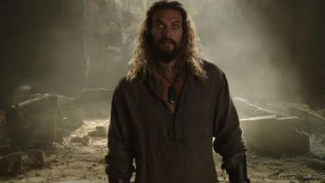 Necklace worn by Aquaman (Jason Momoa) as seen in Aquaman