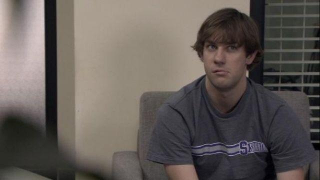 The Office Dunder Mifflin Left Chest Logo Adult Polo Shirt