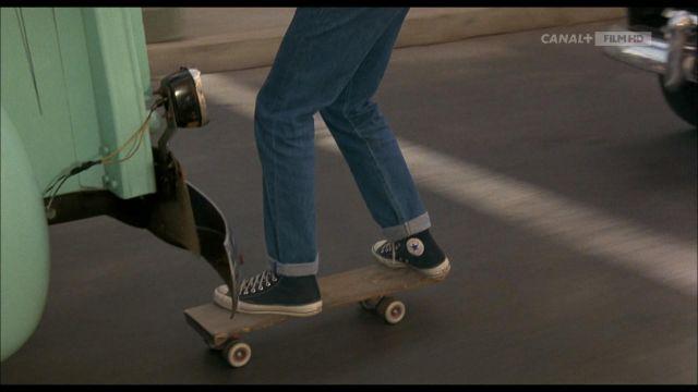 Baskets Converse portée par Marty McFly (Michael J. Fox) dans Retour vers le Futur