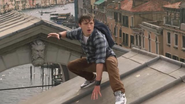Sneakers Nike Air Max 1 of Peter Parker Spider Man (Tom