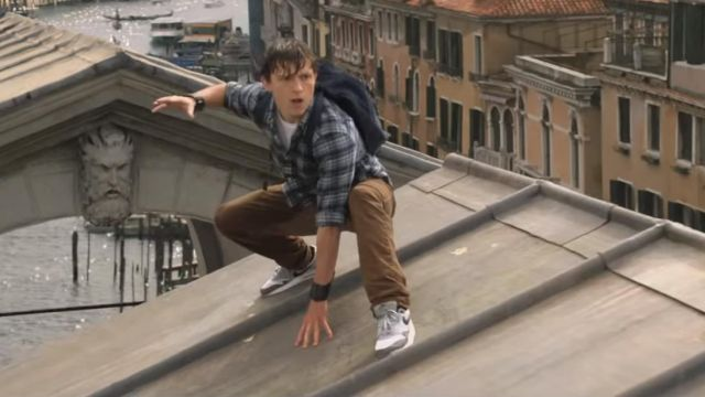 Nike Air Max 1 sneakers worn by Peter Parker Spider Man