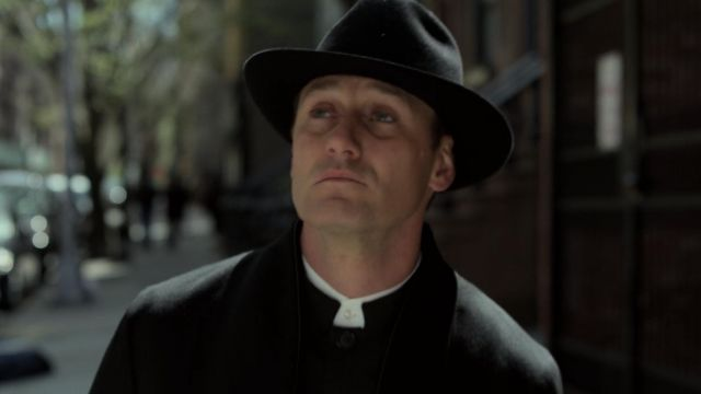 The Black Hat Worn By John Pilgrim Josh Stewart In Marvel S The Punisher S02e07 Spotern See more ideas about harry potter, harry potter tattoos, potter. the black hat worn by john pilgrim