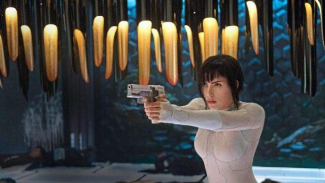 The luminaires in Ghost in the Shell