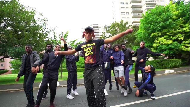 Jogging De Dans Lauren Le Clip Ralph Son Zola Klc5uTF1J3