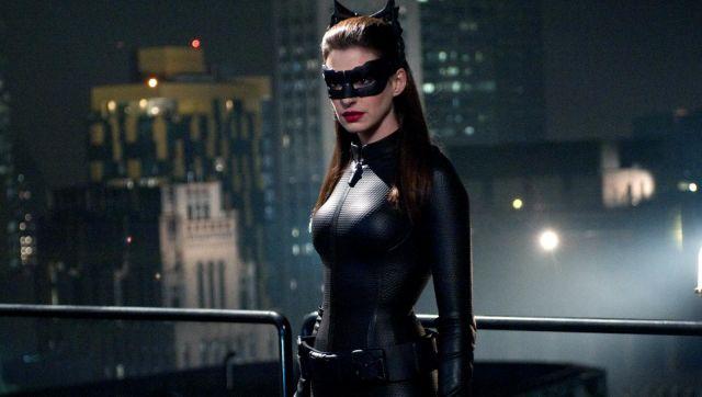 La ceinture de Catwoman (Anne Hathaway) dans The Dark Knight Rises