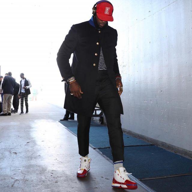 Sneakers Nike Zoom Lebron Iii Qs