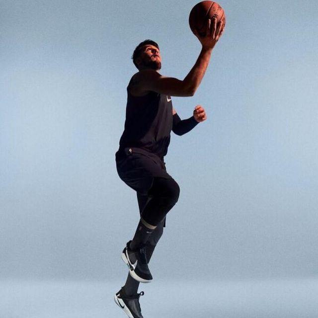 Sneakers Nike Adapt BB Black Pure