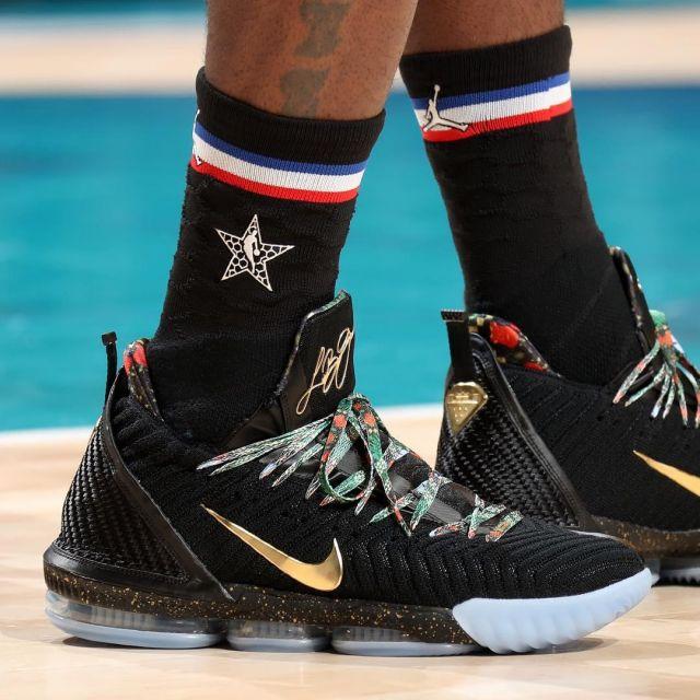Sneakers Nike LeBron 16 \