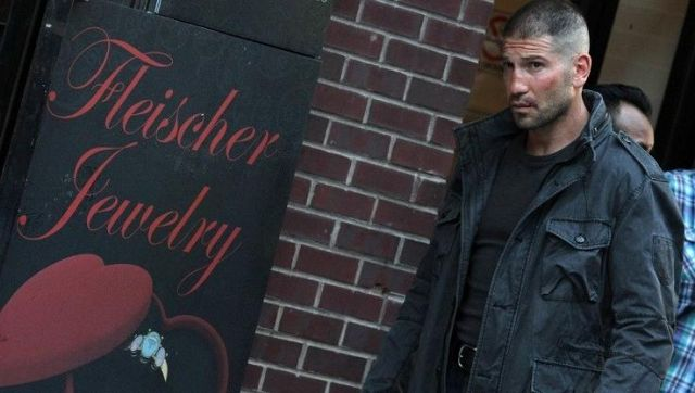 Field Jacket worn by Frank Castle (Jon Bernthal) as seen in Marvel's Daredevil S02E01
